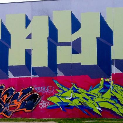 Mayo-Brunswick-Wall